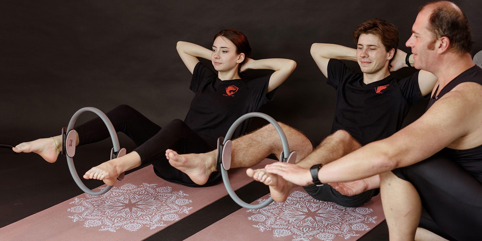 Program antrenament Pilates