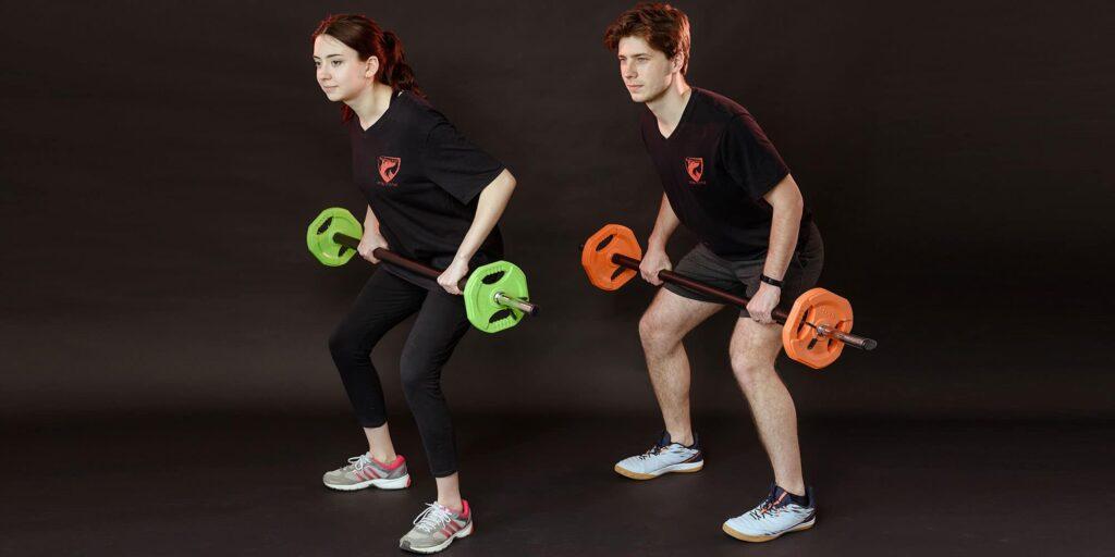 Program antrenament Body Pump